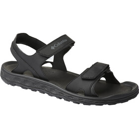 Columbia Buxton 2 Strap Sandals Men black/charcoal
